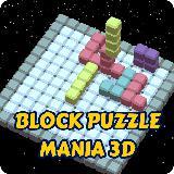 Block Puzzle 3D Mania Crazy Game