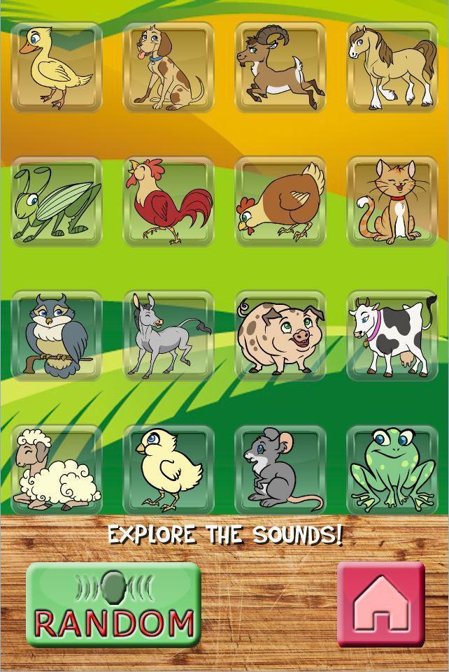 Farm Games for Kids 游戏截图2