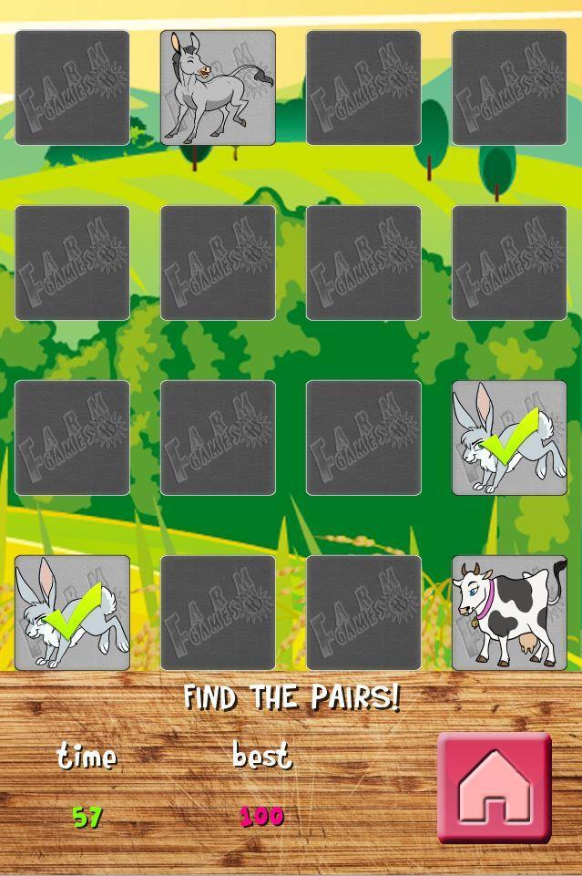 Farm Games for Kids 游戏截图3