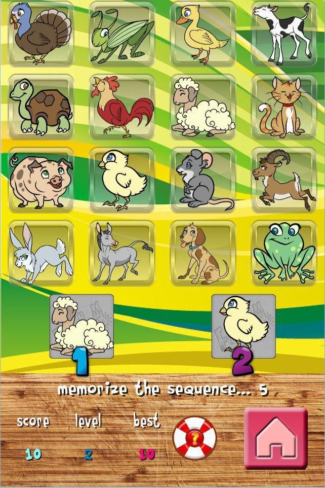 Farm Games for Kids 游戏截图4