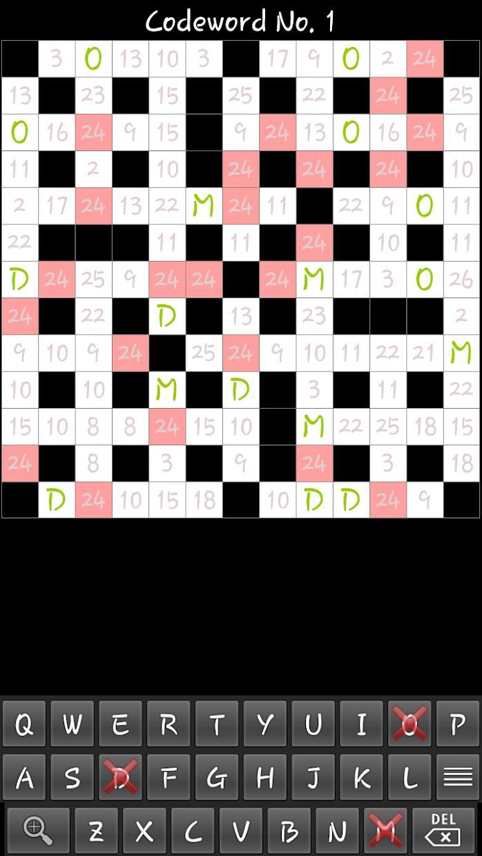 Codewords 游戏截图2