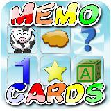 Memo cards 4 kids