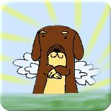 Dogs Games: Flying Dachshund