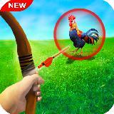 Archery Chicken Shoot 2019