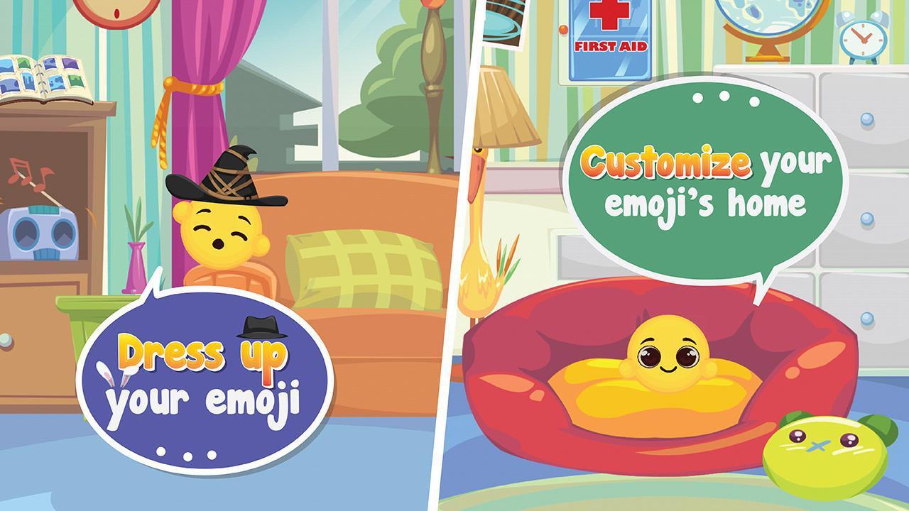 EmojiCare - Adopt Your Own Emoji 游戏截图3
