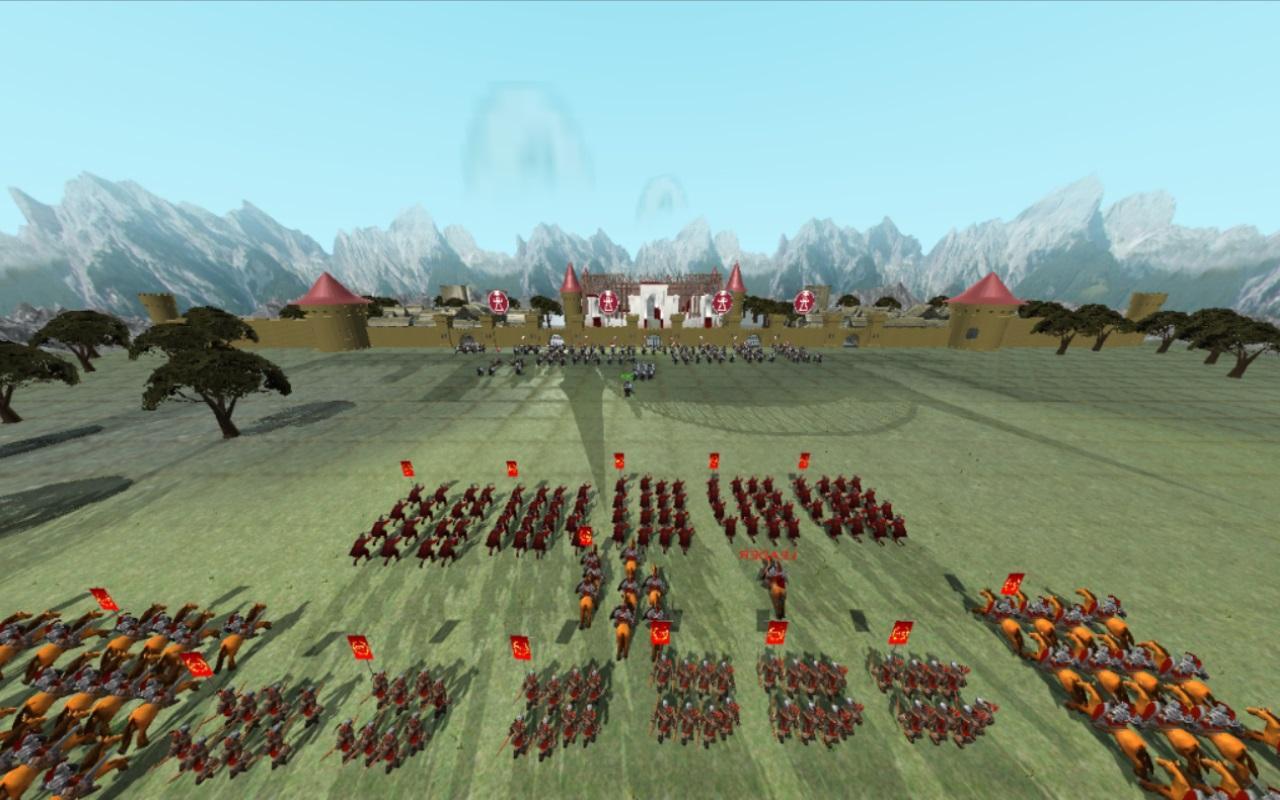 罗马帝国 - 共和国时代:实时战略游戏 游戏截图1