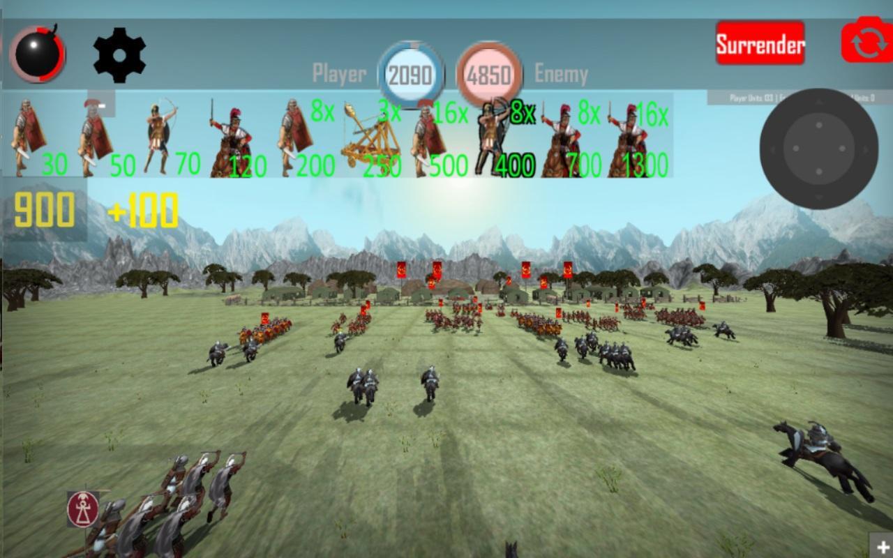 罗马帝国 - 共和国时代:实时战略游戏 游戏截图4