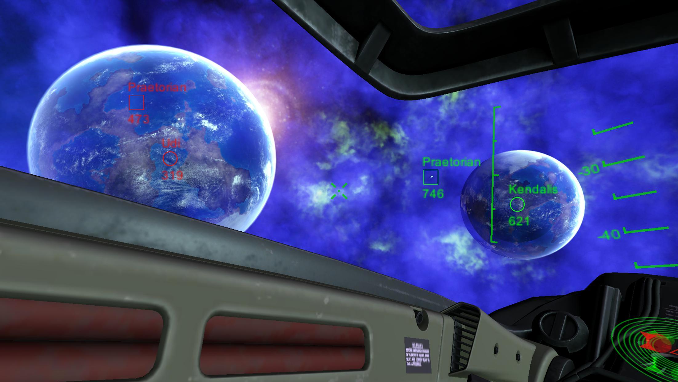 Symphony of Stars VR 游戏截图1