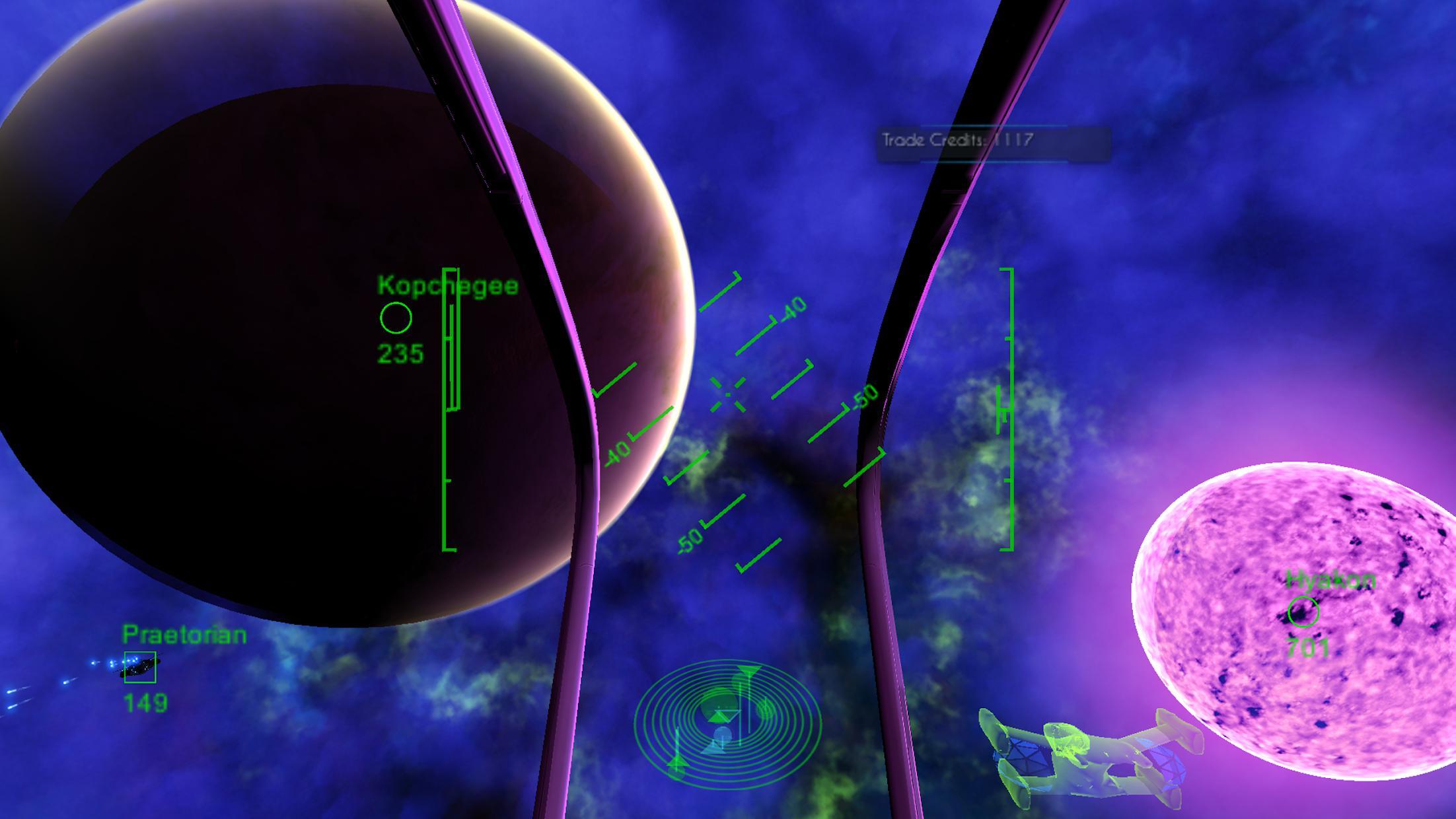Symphony of Stars VR 游戏截图2