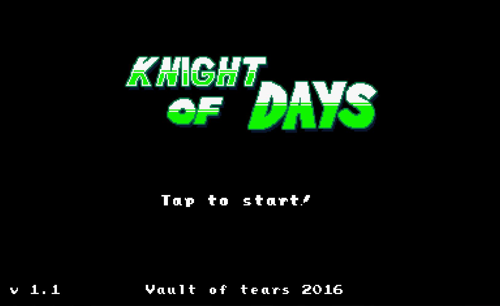 Knight Of Days Exe 游戏截图1