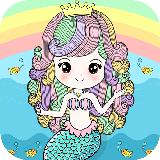 Mermaid Princess Aquarium