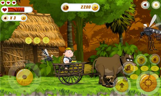 Sok and Sao's Adventure 游戏截图3