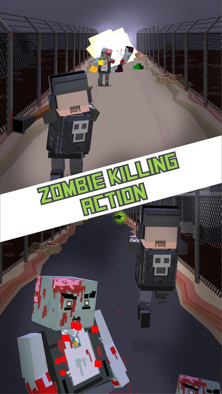 Left Behind : Zombie Apocalypse 游戏截图1