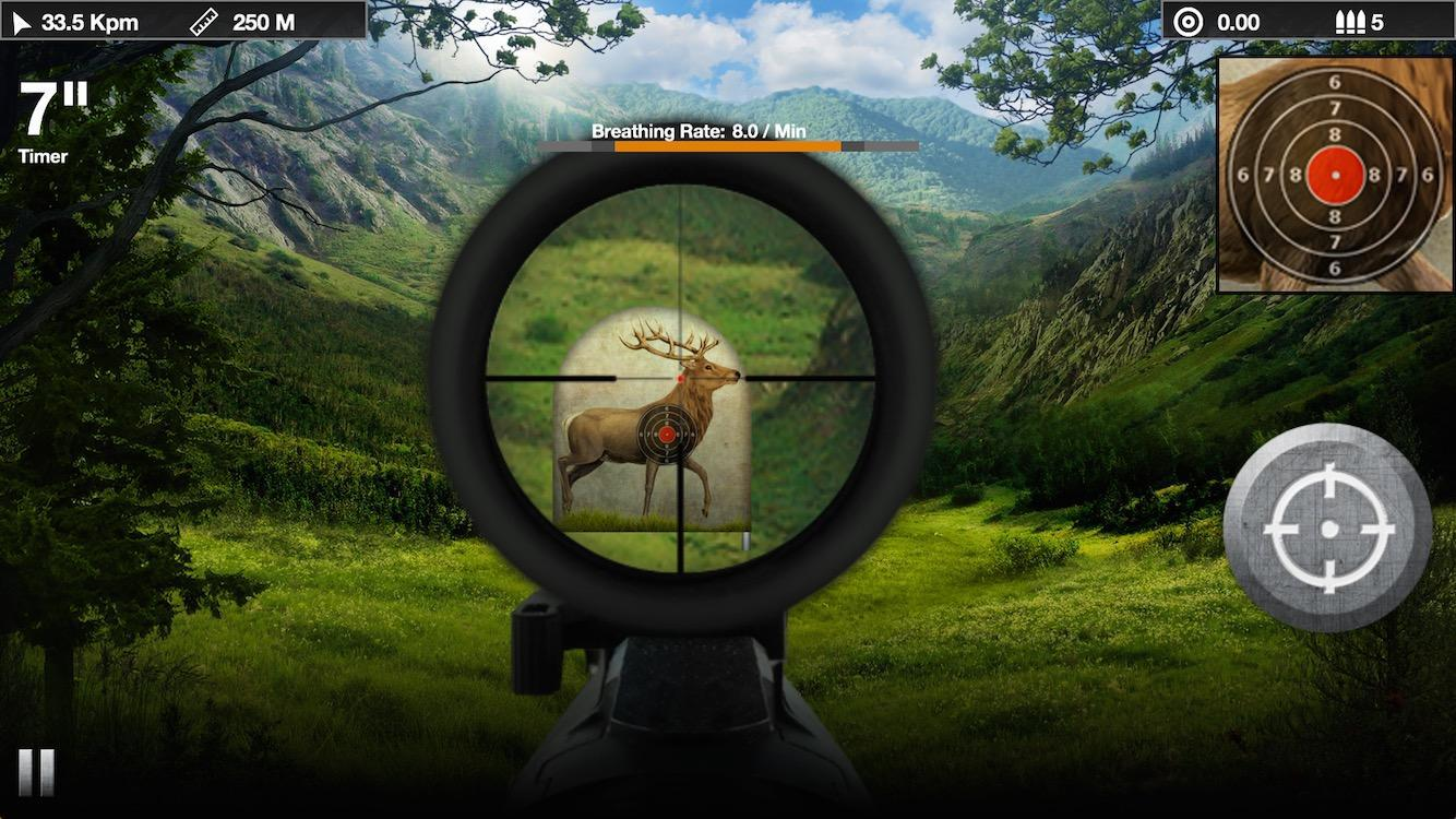 猎鹿训练场 游戏截图1