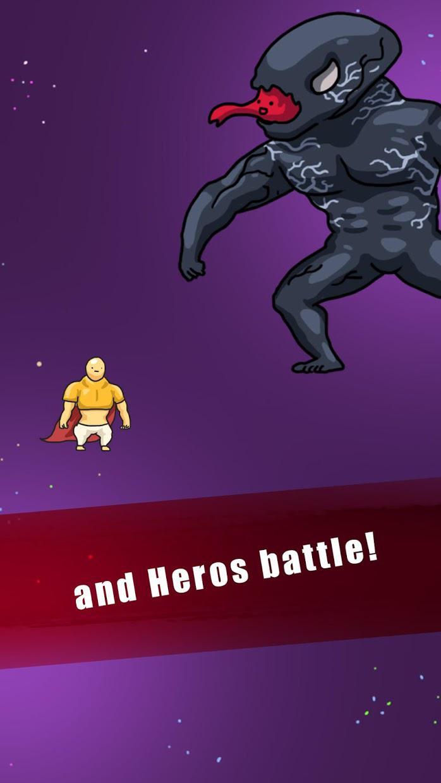 英雄的进化世界 游戏截图5