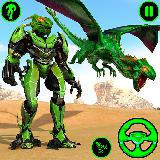 Dragon Transform Robot