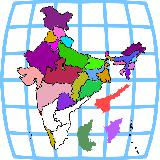 India Map Puzzle