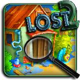 Lost 2. Hidden objects