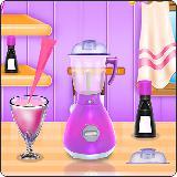 Milkshake Cooking and Decoration
