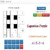 Equation Puzzle