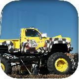 Big Monster Truck Racing 3D