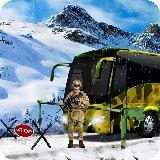 军用运输巴士