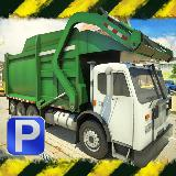 Garbage Truck Simulator 3D Racing & Parking Games
