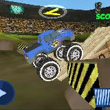 MONSTER TRUCK OFF ROAD 2