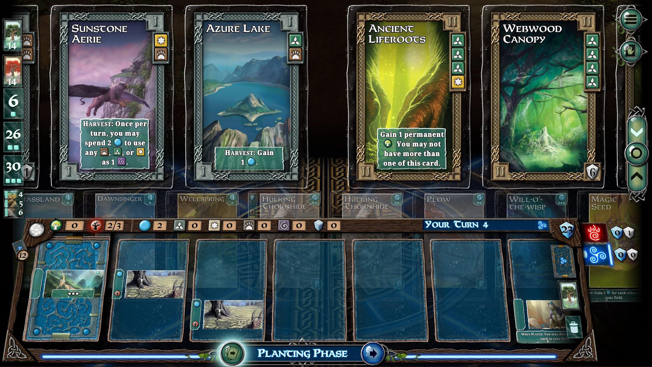 Mystic Vale 游戏截图3
