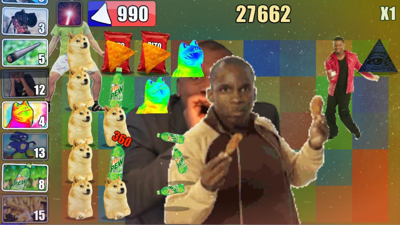 Illuminati vs. Memes MLG 游戏截图3
