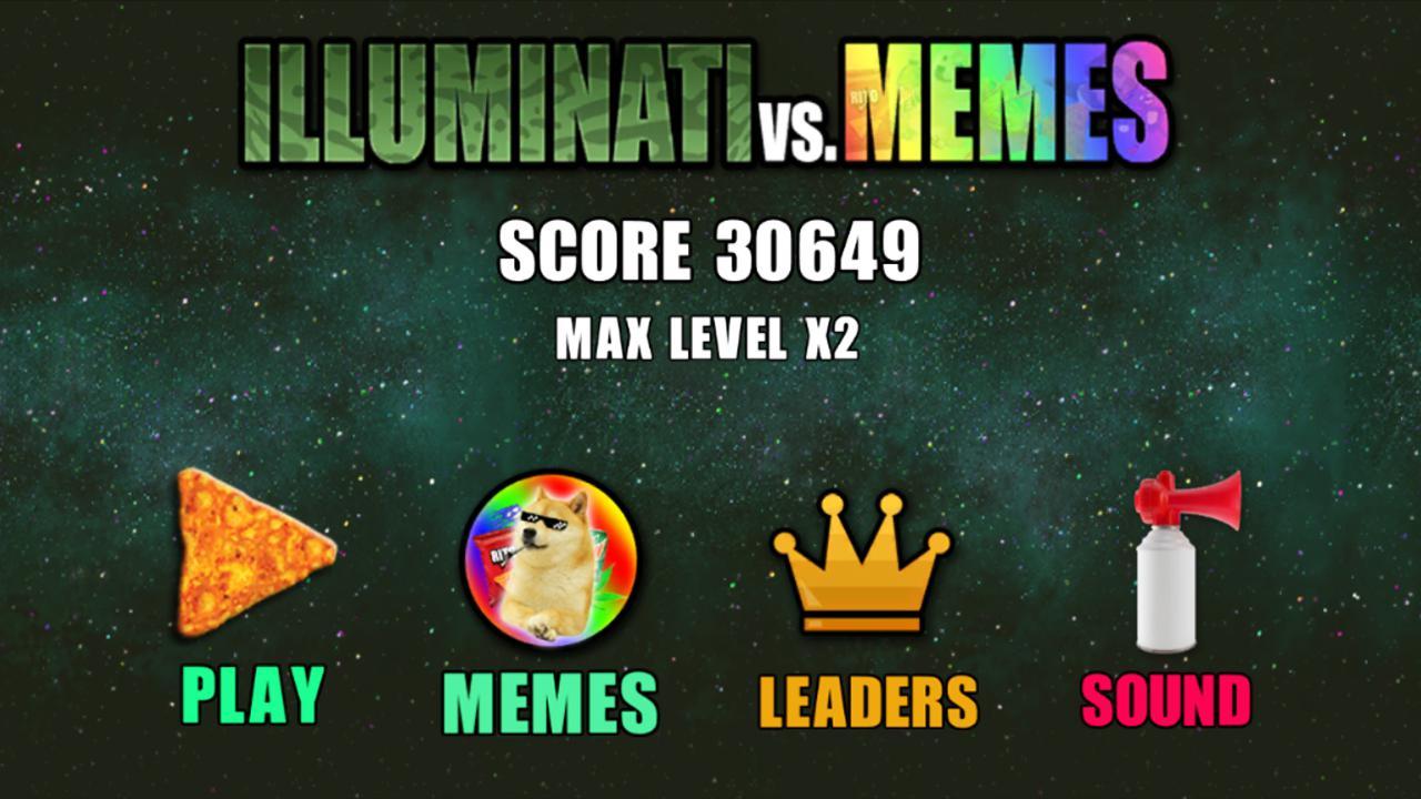 Illuminati vs. Memes MLG 游戏截图4