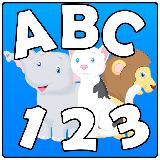 Kids: Animals Letters Numbers