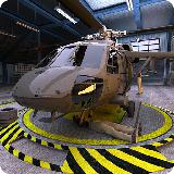 US Army Helicopter Mechanic