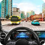 驾驶的汽车模拟器