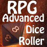 RPG Advanced Dice Roller (Free)