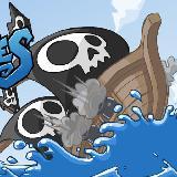 疯狂的护卫舰 - 海盗生活