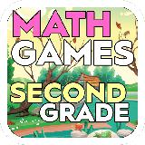 Math Game Second Grade FREE