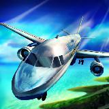 真正的飞行员飞行模拟器3D