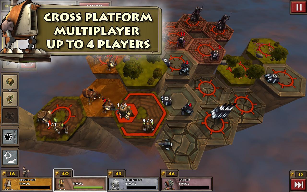 Greed Corp HD 游戏截图4