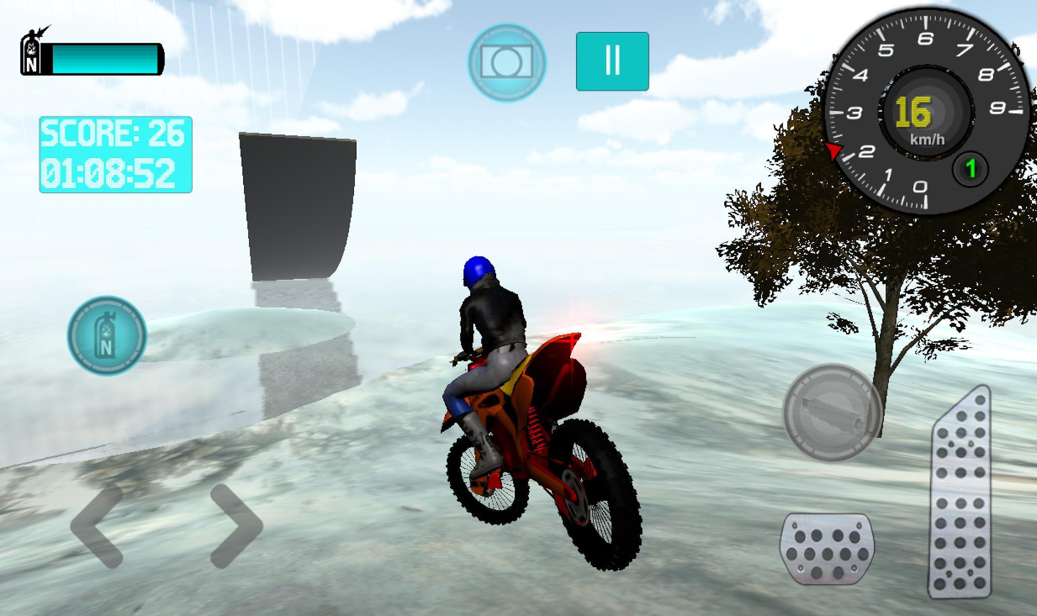 Ice Motocross 游戏截图3
