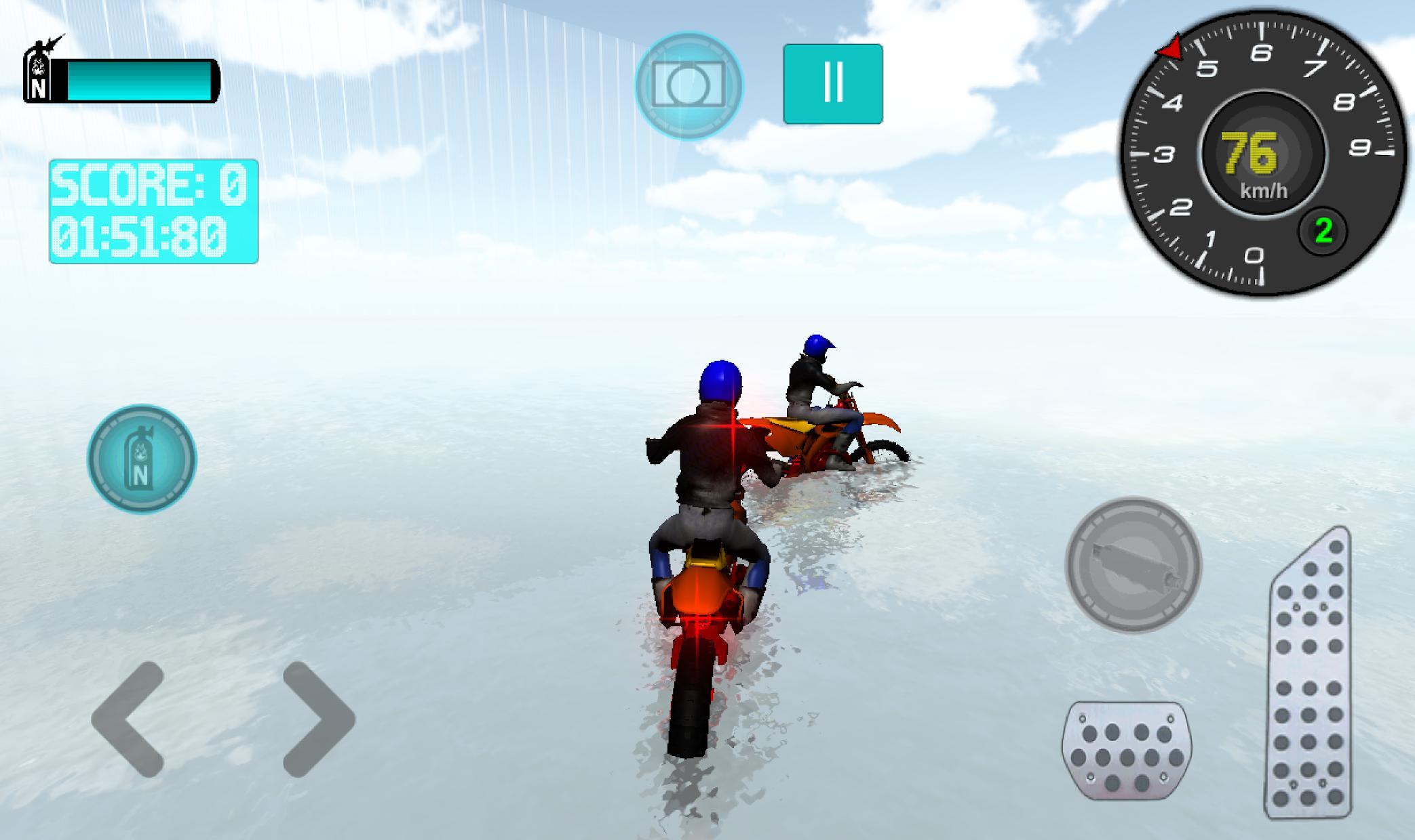 Ice Motocross 游戏截图5