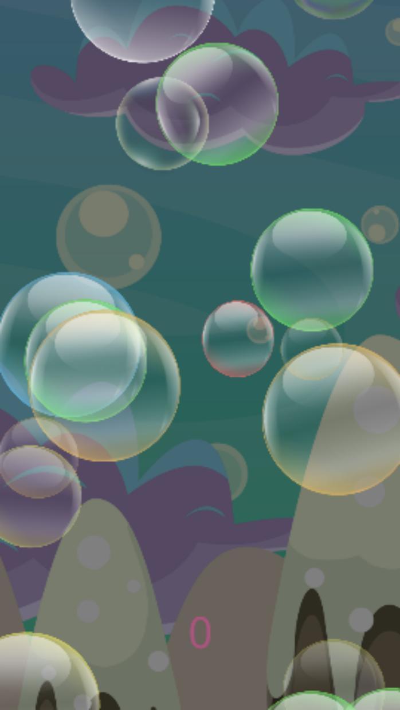 Bubble pop 游戏截图2
