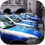 Police Car Parking Driver 3D