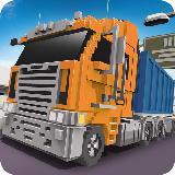 块状卡车司机:城市交通