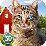 猫模拟器:农场任务3D