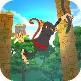 猴子忍者:在绳上飞行