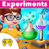 Science Tricks & Experiments In College Game