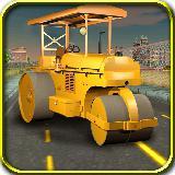City Construction Heavy Road