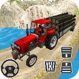 乡村 农场 拖拉机 3D 模拟器 - 拖拉机游戏
