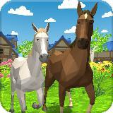 Horse Family – Animal Simulator 3D